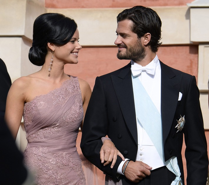Prinzenhochzeit in Schweden: ZDF berichtet live und stimmt mit Dokumentation auf das royale Ereignis ein