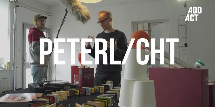 PeterLicht: Wenn der Star zum Fan kommt / Fans in Chemnitz, Leipzig und Rostock entscheiden, welche Konzerte stattfinden